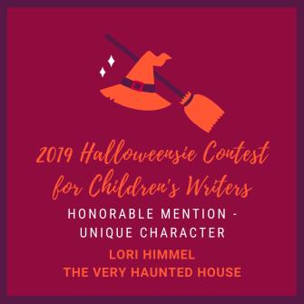 2019 Halloweensie Contest - Lori Himmel